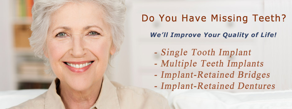 Dental Implants and Implant Dentures Tulare, CA
