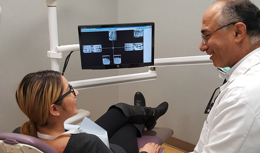 Tulare Dentist Dr. Marvizi