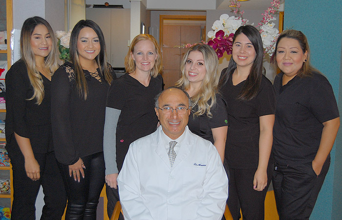 Tulare Dentist Staff